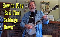 How to play Boil That Cabbage Down