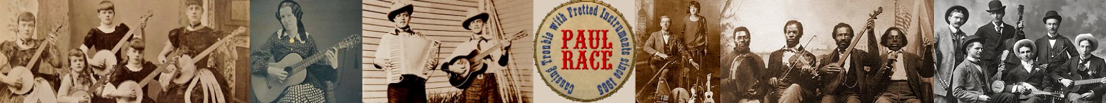 Paul Race Music